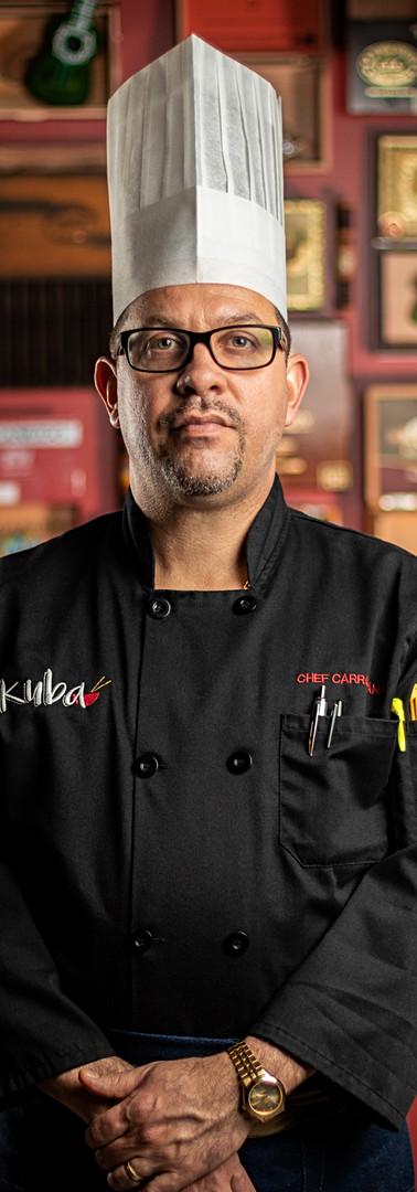 Kuba Restaurant Chef 2