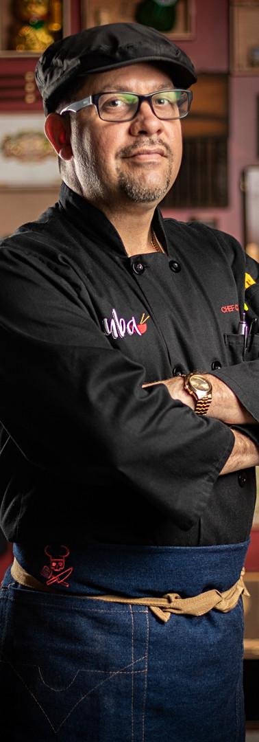 Kuba Restaurant Chef 3
