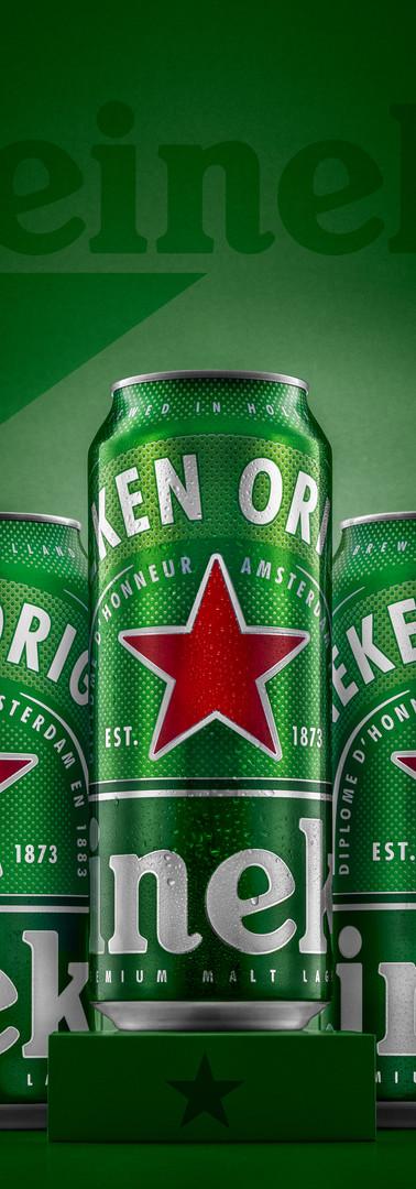Heineken Beer Trio