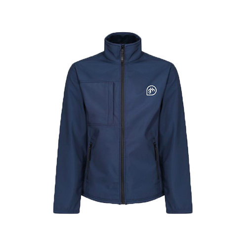 Navy Jacket- Logo only - Small