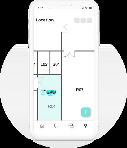 Location Management  PlanLoader - Project Management Application