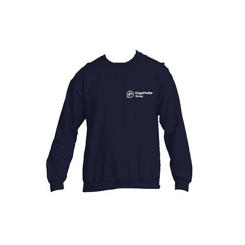 Navy Jumper - Horizontal logo - Small