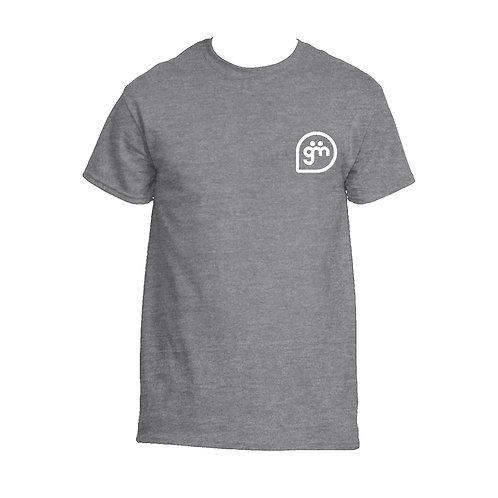 Dark Grey T-Shirt - Just Logo - Big