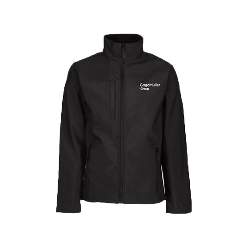 Black Jacket- Text only - Small