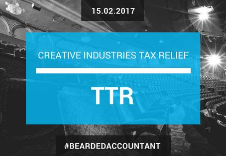 Theatre Tax Relief
