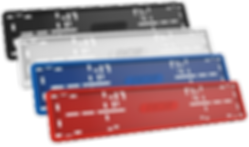 Быстросъёмные рамки на базе RCS 4.0