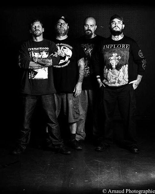 Fistula release new album 'The Shape Of Doom To Cumm)))' on