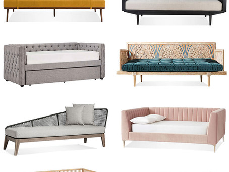Week Favs: Daybeds