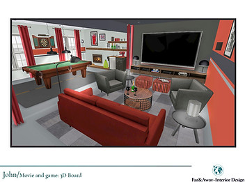 Design Process/ 3D RENDER