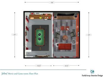Design Process/ FLOOR PLAN
