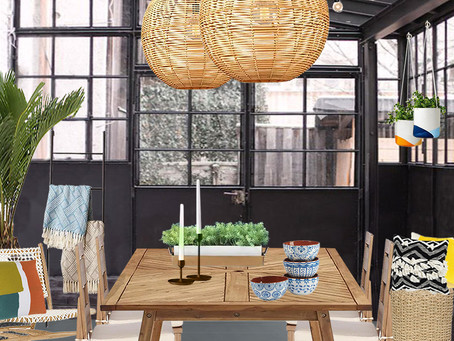Get the look: Affordable Home Collection Curated by Jason Wu at Lowe's (Week 3).