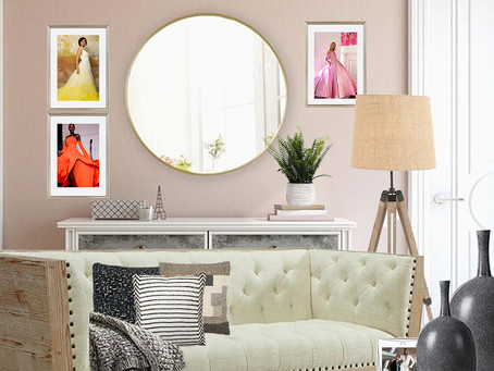 Get the Look: Affordable Home Collection Curated by Christian Siriano at Lowe's (Week 1).