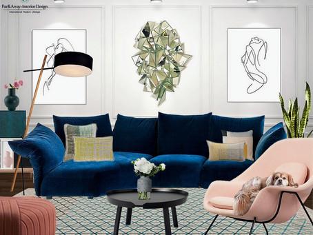 Get the Look: Luxury Deco