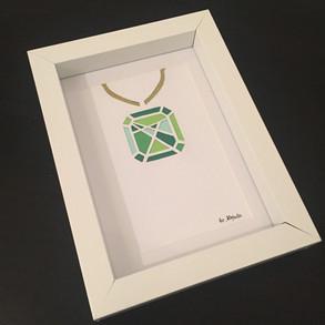 Paper Emerald