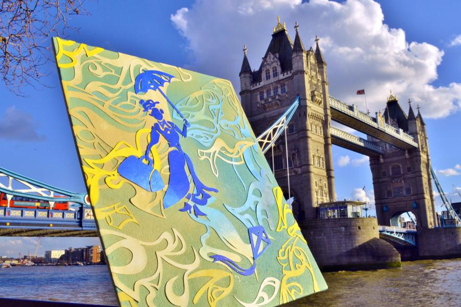 2018 in Tower Bridge, London, United Kingdom