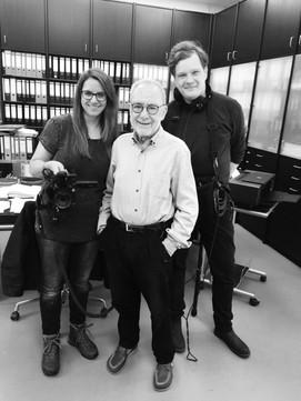 Gerhard Richter Reportage. Filmwerkstatt Münster