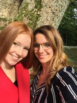September 2018. Fotoshooting mit der zauberhaften Julie