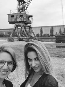 August 2018. Fotoshooting mit der bezaubernden Alina