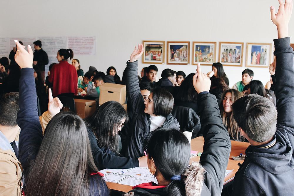 formación ciudadana ciudadanía juvenil