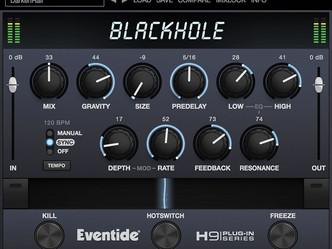 私も使っている高品位なリバーブEVENTIDE BLACK HOLEが85%オフ!