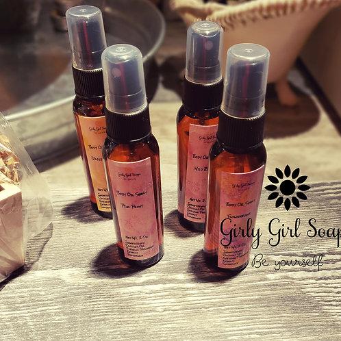 Body Oil Spray 2 oz