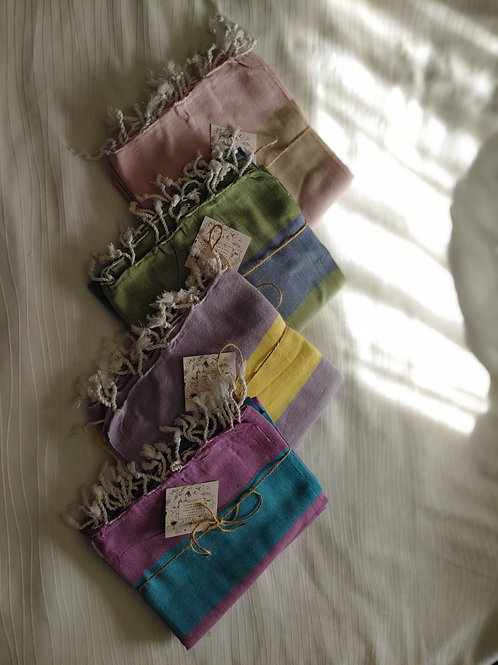 Bold Stiripe Turkish  Towels