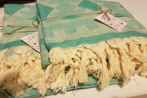 Turkish  Towel -  Sea Foam Green