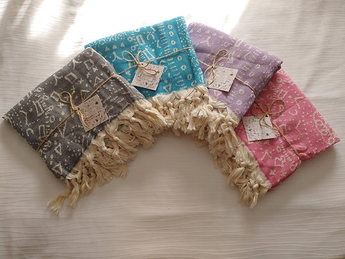 Aztec Turkish Towels