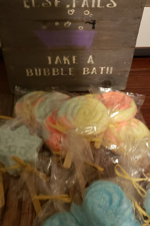 Bubble Wands lollypop