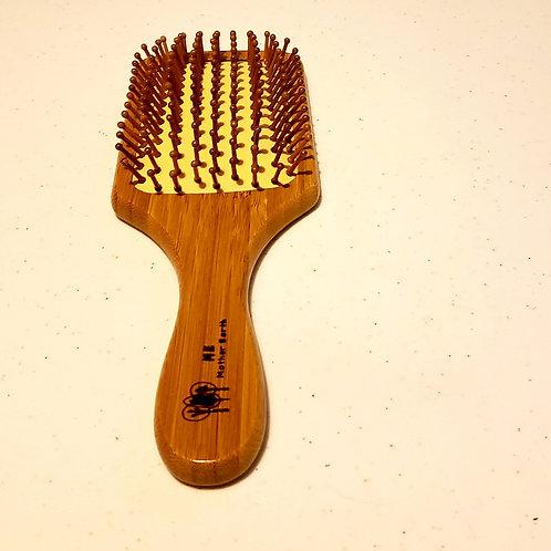 Bamboo Paddle Brush