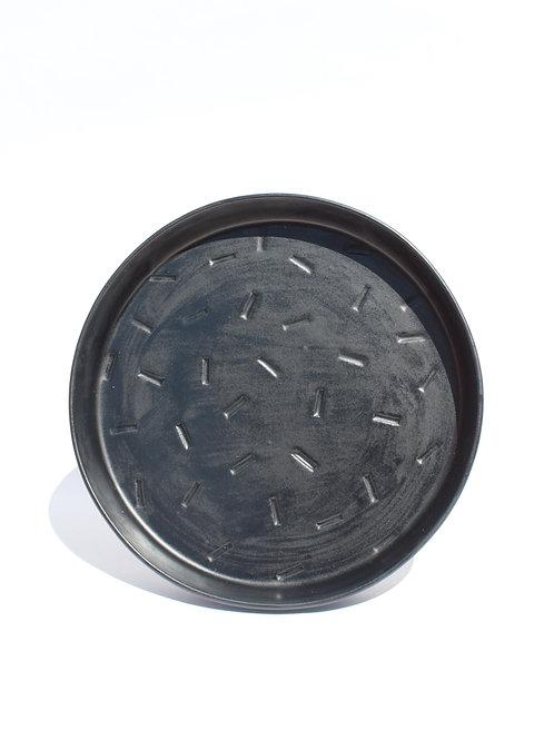 Sprinkl Plate in Satin