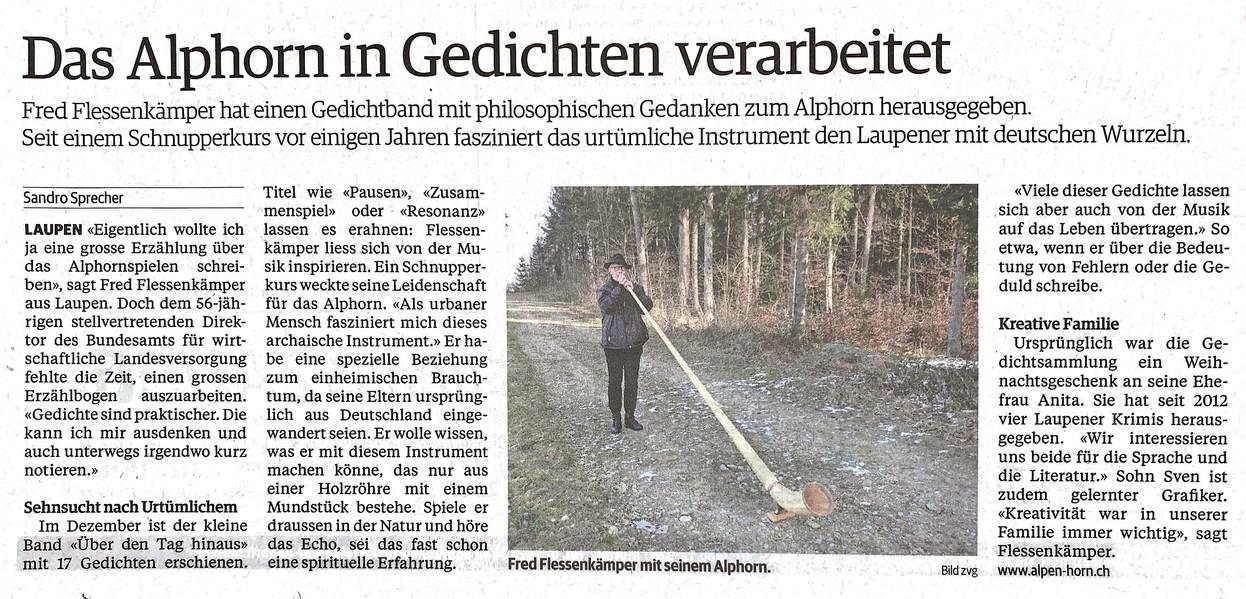 Freiburger Nachrichten vom 28.02.2019