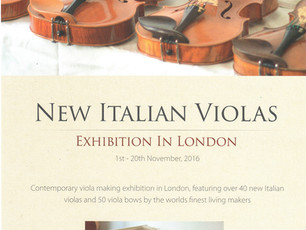 Exhibition in London