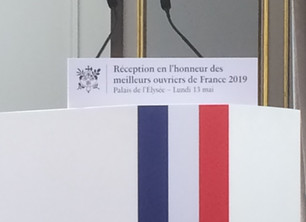 """Graduate """"Meilleur Ouvrier de France"""""""