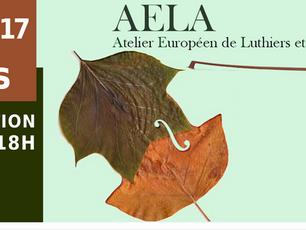 Biennale 2017 des luthiers et archetiers