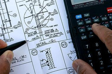 Mechanical Engineer's Sketch
