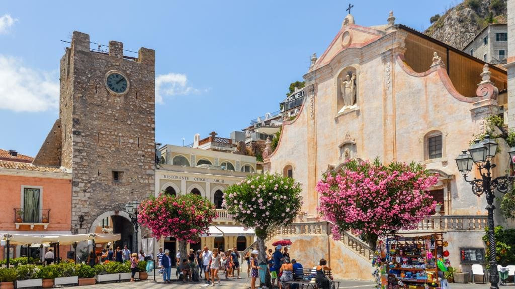 Taormina & Castelmola