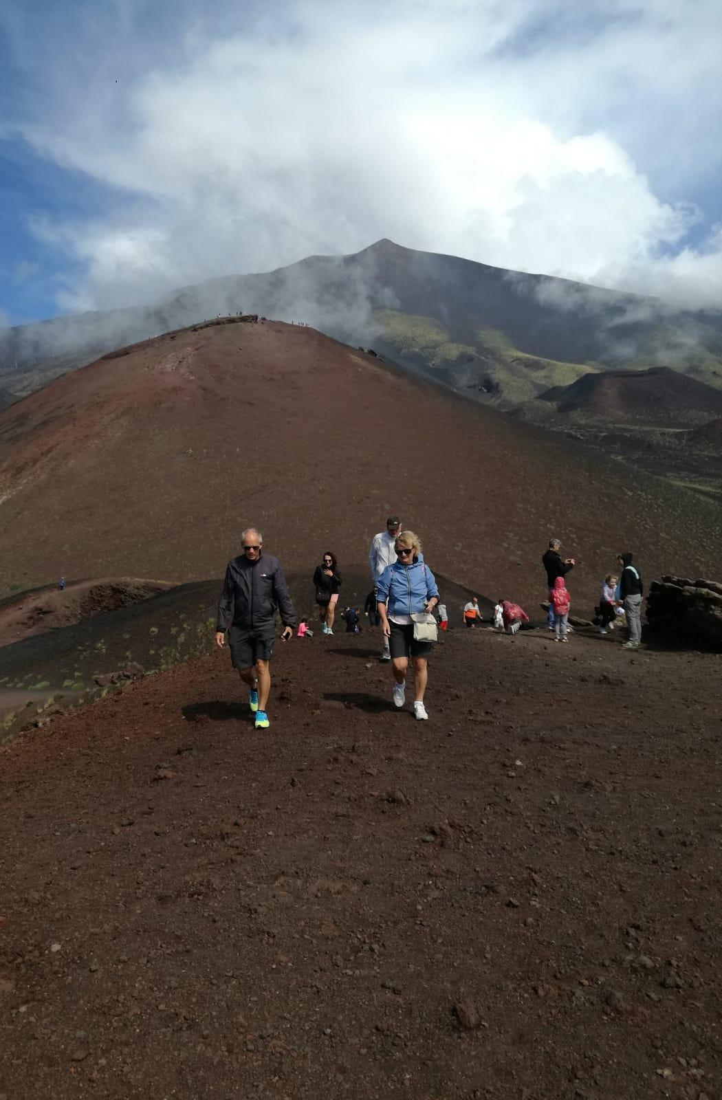Etna Tour, trekking & picnic in nature