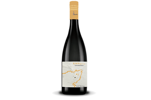 Kaos 5.0 Vino Bianco macerato 2016 12.5° 0,75l