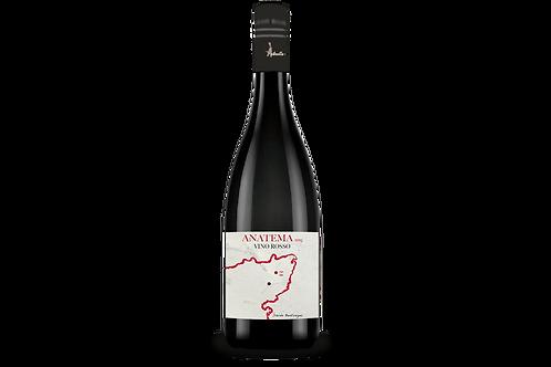 Anatema 2014 Fiorello Vino Rosso Nerello Mascalese 13°  0.75lt