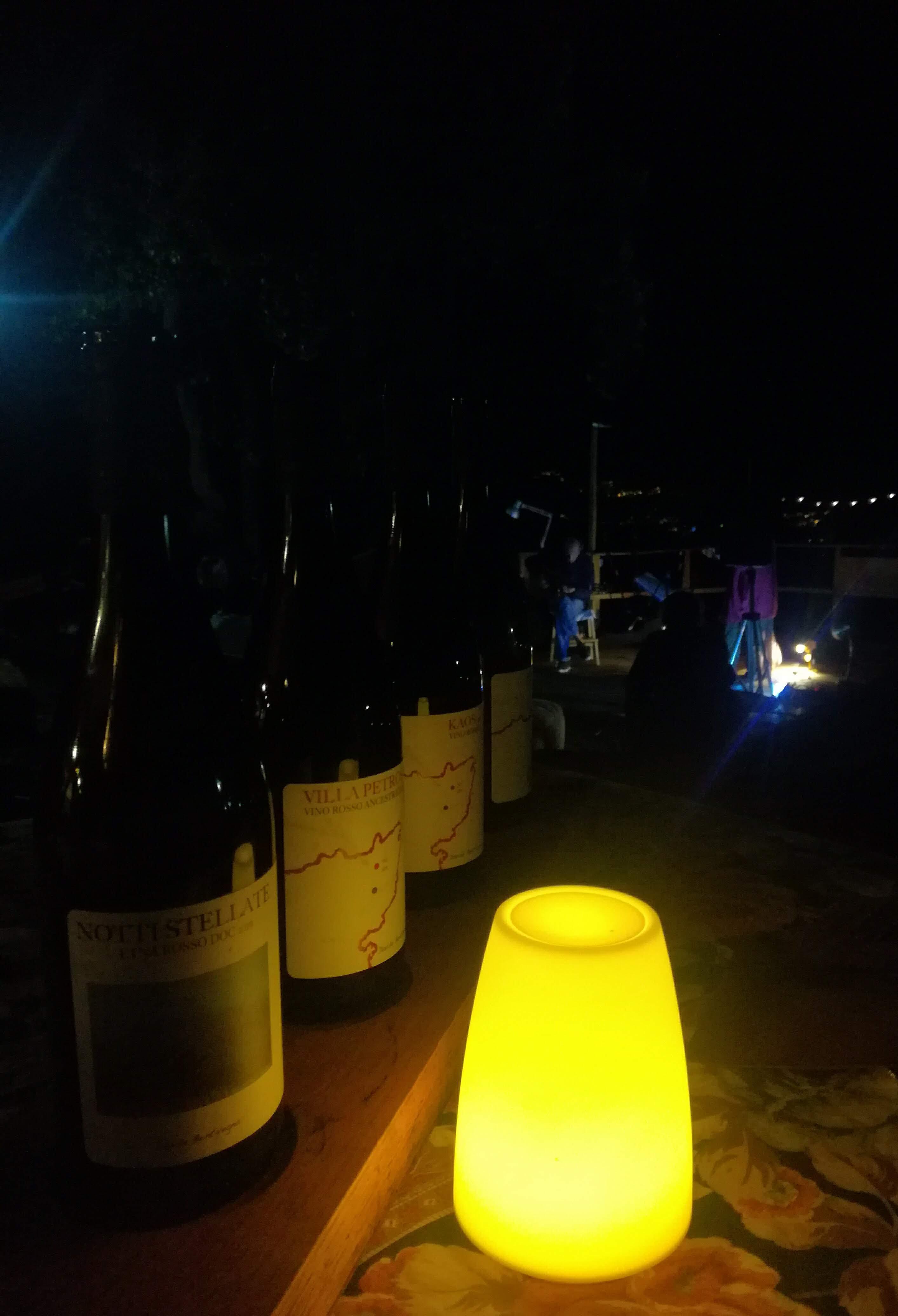 concert & wine tasting