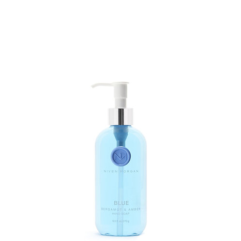 Niven Morgan Blue Hand Soap