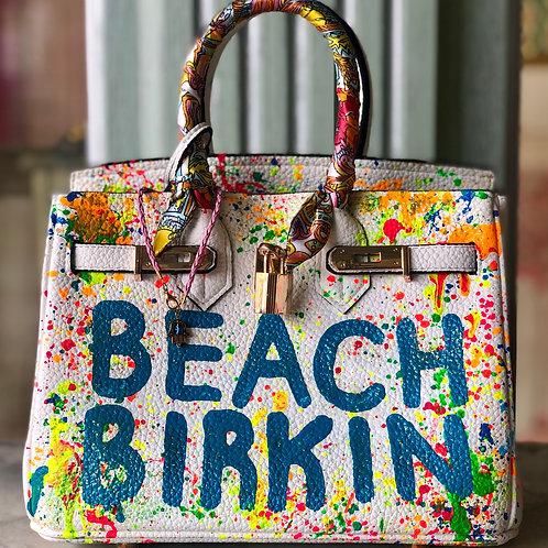 Beach Birkin Bag