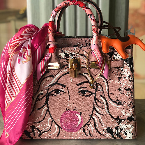 Marilyn Bubble / Barbie Bag
