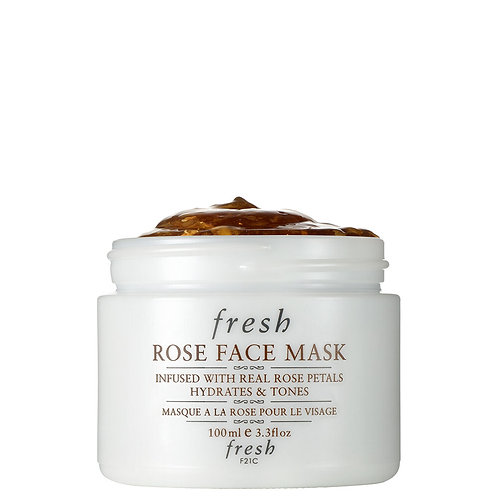 Fresh Rose Face Mask 100ml