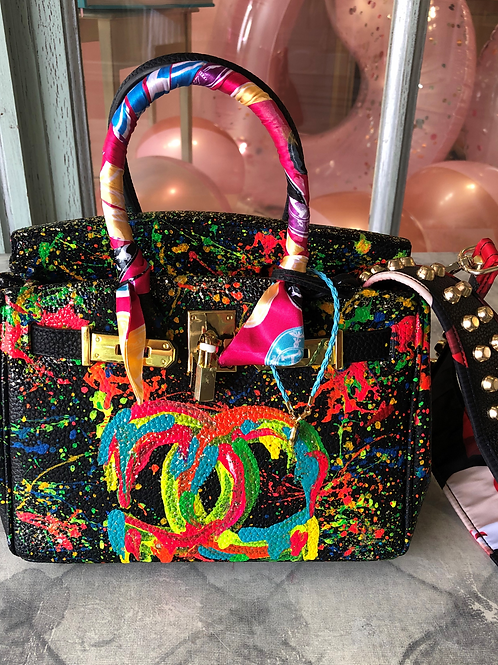 Anca Barbu Chanel Handbag