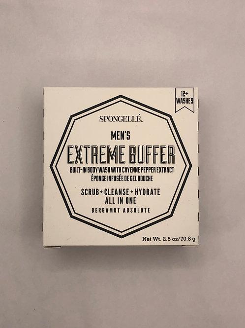 Spongelle Men's Extreme Buffer- BERGAMOT ABSOLUTE