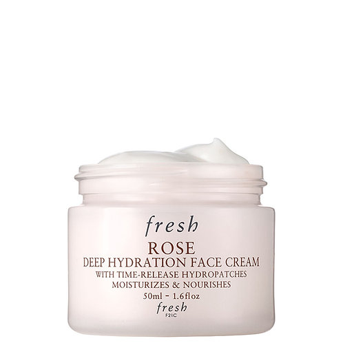 Fresh Rose Deep Hydration Face Cream 50ml