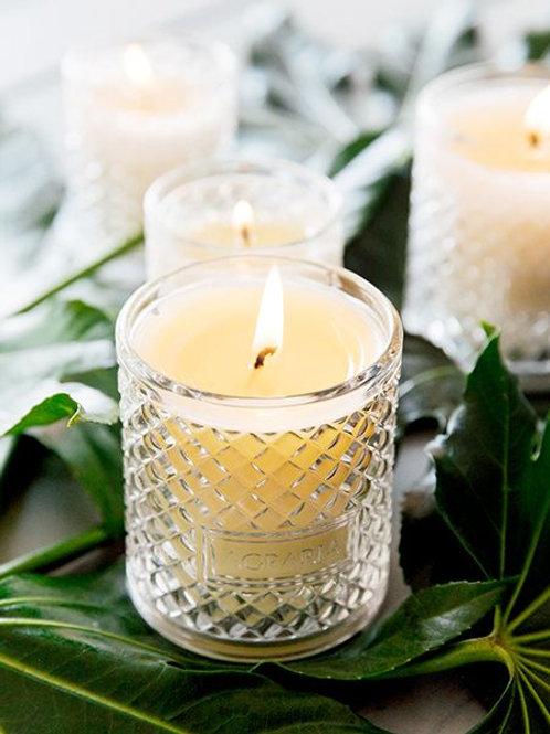 Agraria Perfume Candle- Mediterranean Jasmine