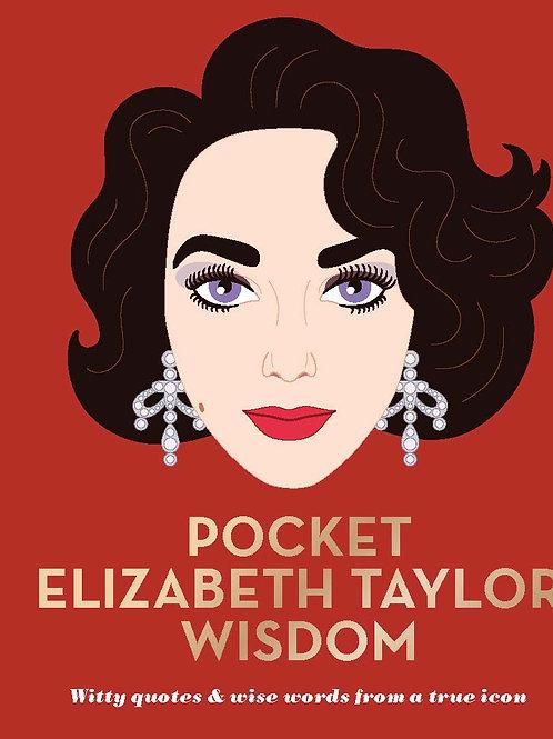Pocket Elizabeth Taylor Wisdom by Hardie Grant